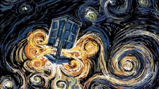 Starry Starry Tardis